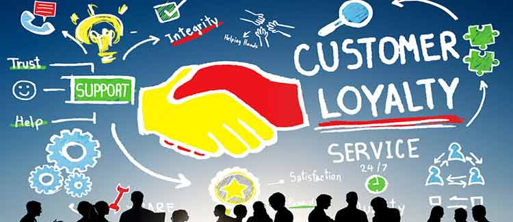 social customer loyalty
